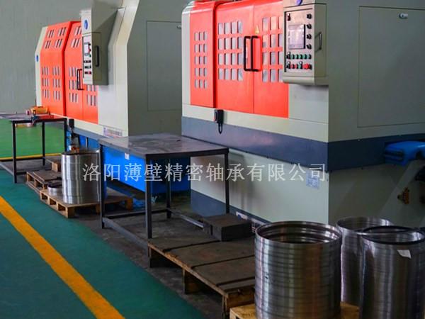 薄壁精密轴承生产设备
